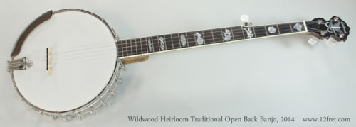 2015 Wildwood Heirloom