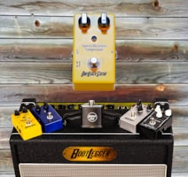 BootLegger Guitar Squeeze Your Lemon Compression