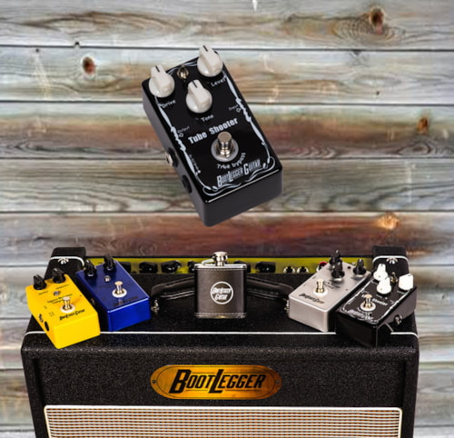 BootLegger Guitar Tube Shooter Pedal