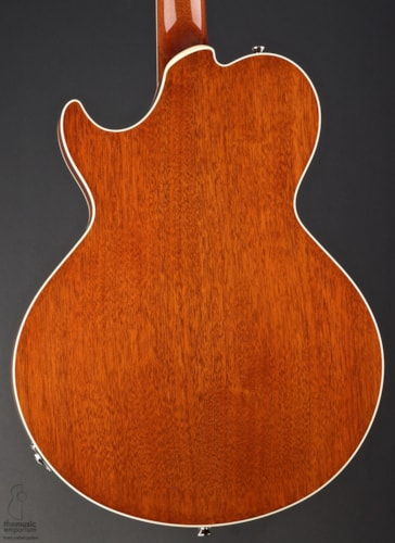 Collings SoCo Deluxe Quilt w/ Throbaks