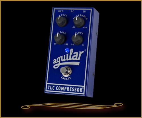 2015 Aguilar TLC Compressor® Bass Compression Pedal