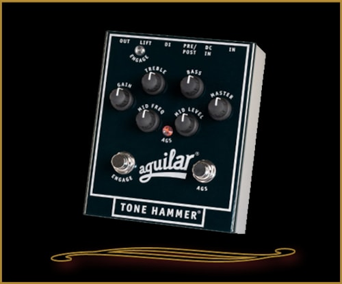 2016 Aguilar Tone Hammer Bass Preamp/Direct Box