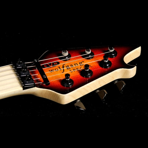 EVH Wolfgang Special Electric Guitar 3-Tone Cherry Sunburst