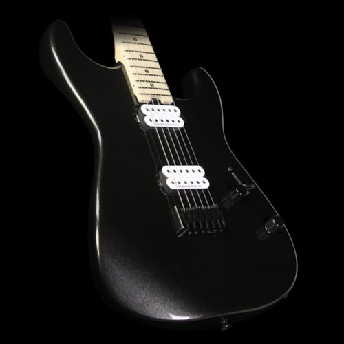 Charvel Used Charvel Pro Mod Series San Dimas 2H Hardtail Electric Guitar Metallic Black