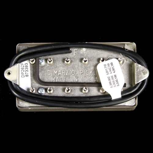 DiMarzio Dark Matter Humbucker Pickup (F-Space Neck) > Guitar ...