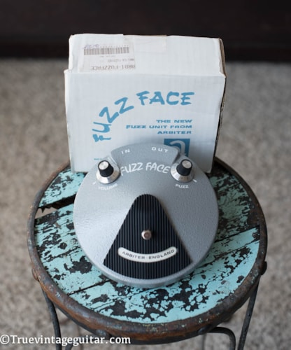 1999 Dallas - Arbiter Fuzz Face