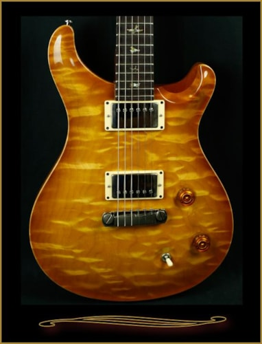 2004 PRS Custom 22 with One-Piece 10 Top Quilt Maple