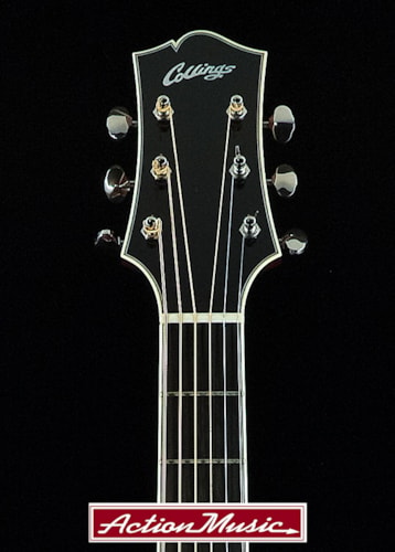 2016 Collings CJ MH Custom