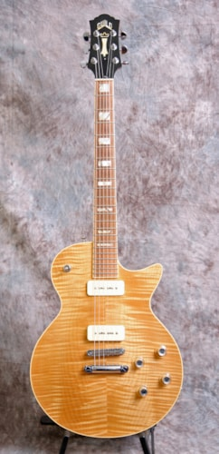 2002 Guild® Bluesbird™ P-90 AAA top