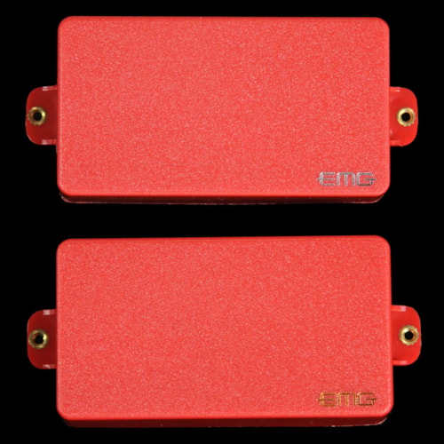 EMG Red Series GH Gary Holt Signature Set Active Humbucker Pickups