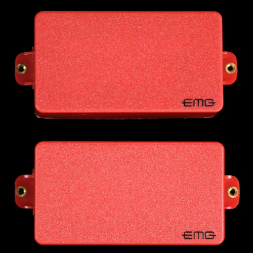 EMG Red Series Glenn Tipton Signature GT Vengeance Active Humbucker Pickup Set