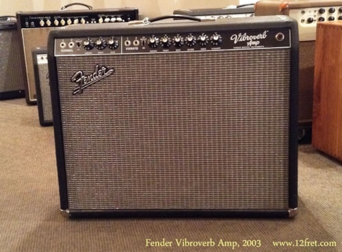 2003 Fender® Vibroverb