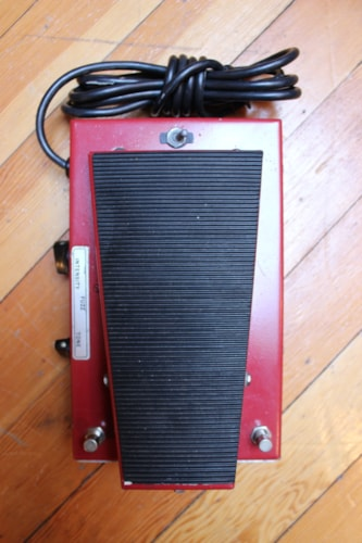 1978 Morley PWF Power Wah Fuzz