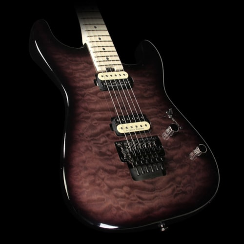 Charvel Pro Mod Series San Dimas 2H FR Electric Guitar Black Burst