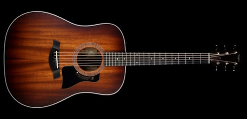 Taylor Used Taylor 320e Mahogany Top Dreadnought Acoustic/Electric Guitar