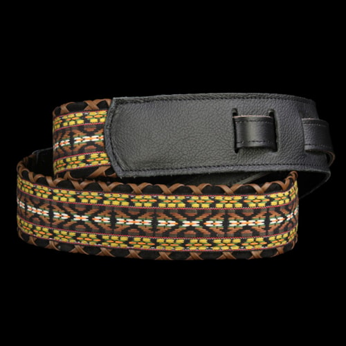 Jodi Head Brocade Guitar Strap (Peter #13)