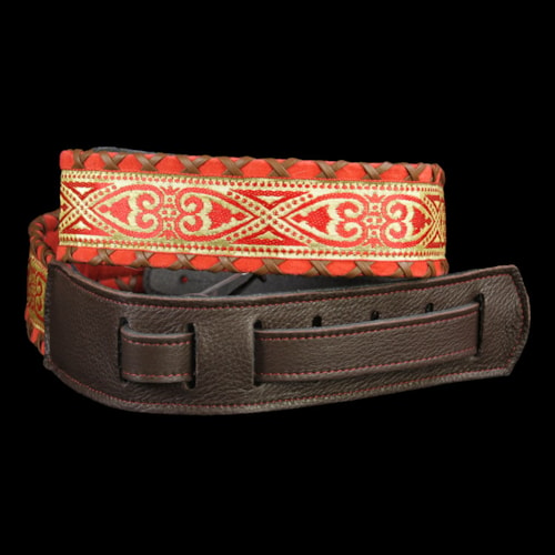Jodi Head Guitar Strap (Tony Red)