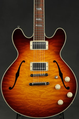 Collings I-35 Deluxe - Tobacco Sunburst
