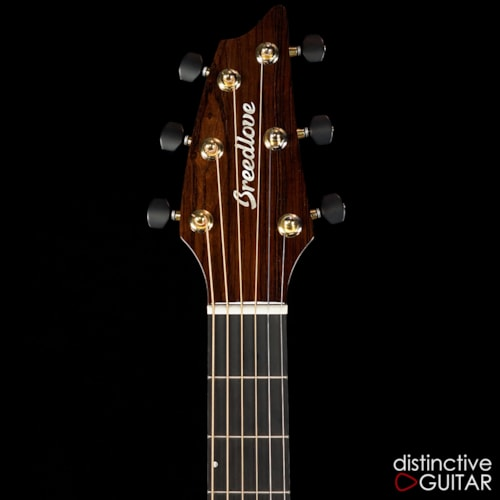 Breedlove Journey Concert Limited Braz. Rosewood