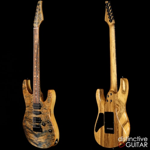 Suhr Custom Modern Waterfall Burl