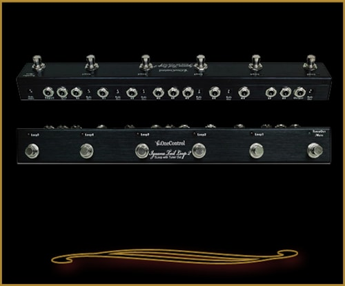 One Control OC5II Iguana Tail II 5-Loop Switcher