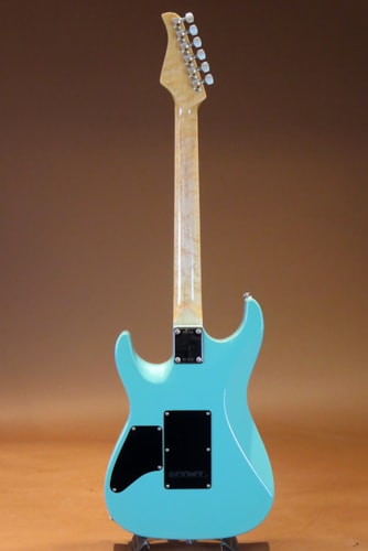 2015 Pensa Custom Guitars MK-1 HH Style / Aqua Blue Burst