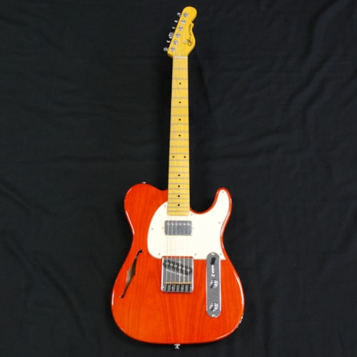 G&L Tribute ASAT Classic Bluesboy Semi-hollow