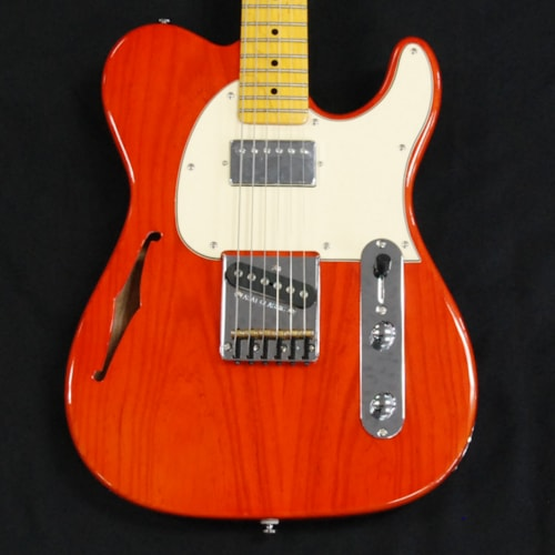 G&L USA Tribute ASAT Classic Bluesboy Semi-Hollow Guitar