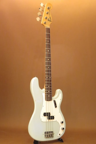 "~1969 Fender® Precision Bass® ""Original Sonic Blue"""