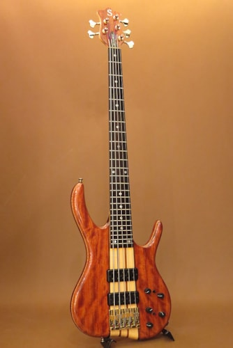 "2008 Ken Smith BB5EG-BH ""Bubinga Top & 7pc Body"""