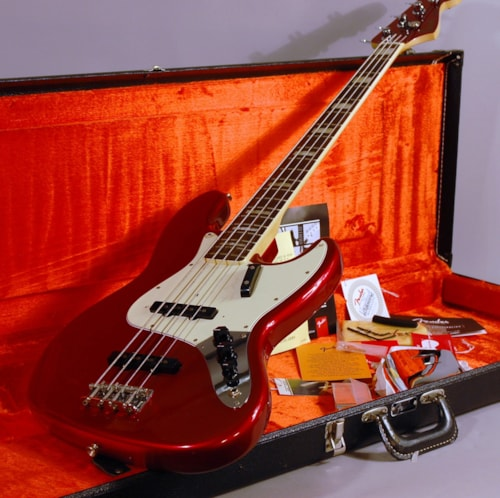 2002 Fender® USA Special edition Jazz Bass® 75 RI