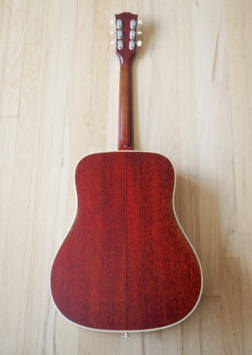 1964 Gibson Country Western Vintage Dreadnought Acoustic Guitar w/ hsc