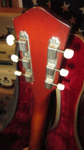 ~1961 Silvertone Mode 1371 Electric Archtop Hollowbody