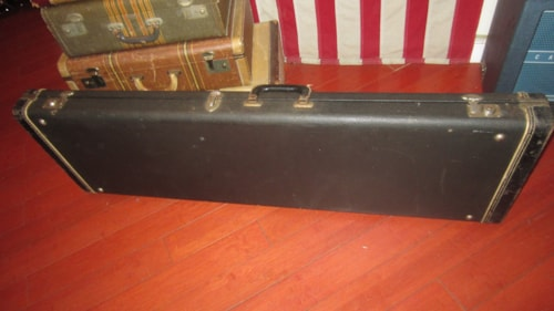~1966 Fender P-Bass Jazz Bass® Case