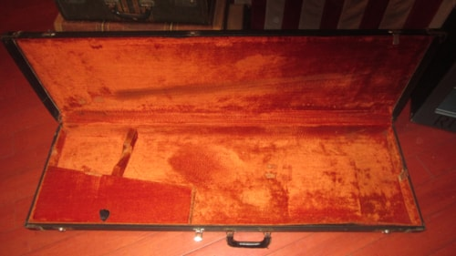~1966 Fender® P-Bass Jazz Bass® Case