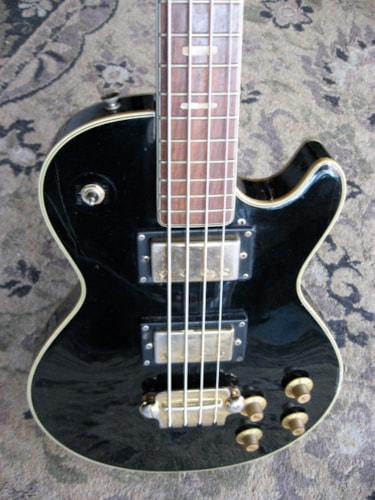 ~1971 Ibanez? LP Style Bass