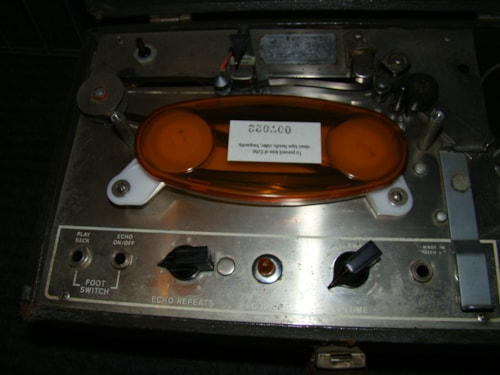 Maestro Echoplex 3 Tube/no foot switch!!/serviced