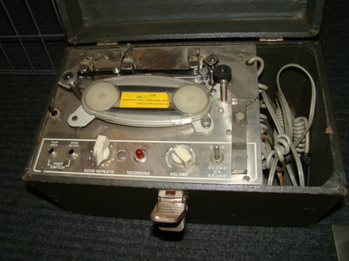 Maestro Echoplex 2 Tube/ on hold Alain!