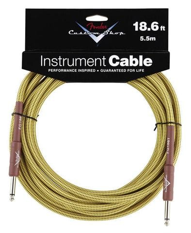 2014 Fender® 18.6' Tweed Instrument Cable