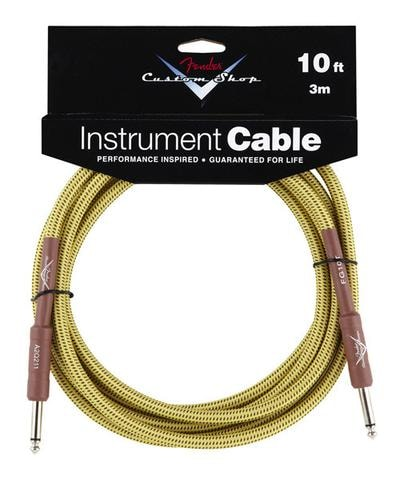 2014 Fender® 10 Foot Tweed Instrument Cable