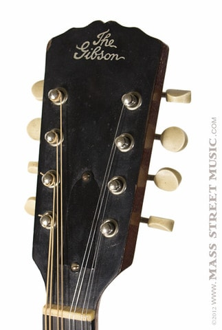 1928 Gibson A-Style