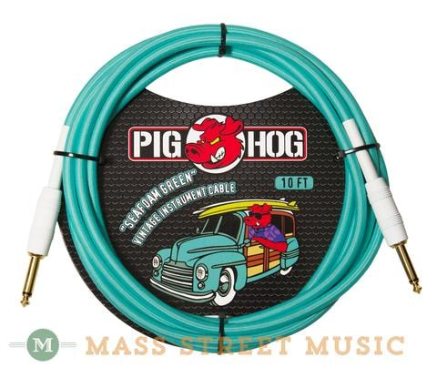 Pig Hog 10 Foot Cable
