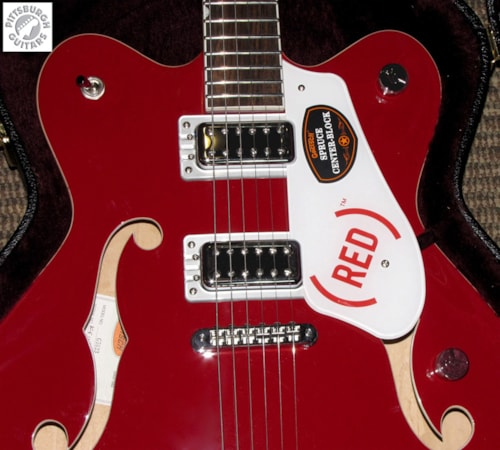 Gretsch® G6523 Electromatic Center Block (RED) Bono Signature Model