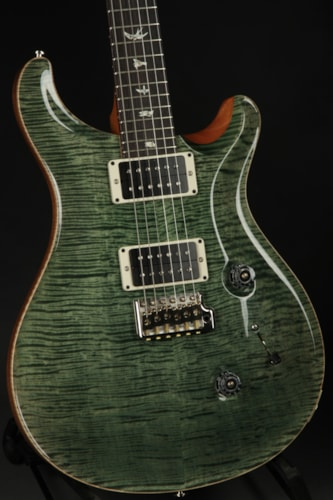Paul Reed Smith (PRS) Custom 24 - Trampas Green