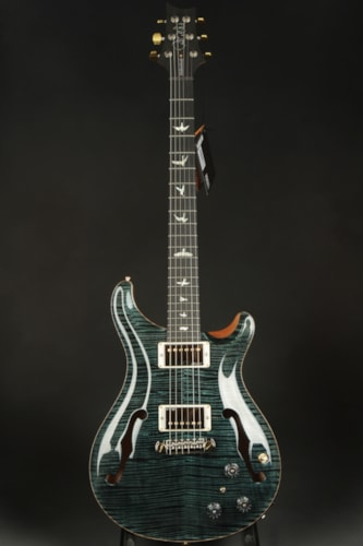 Paul Reed Smith (PRS) Hollowbody II Artist Package - Slate Blue