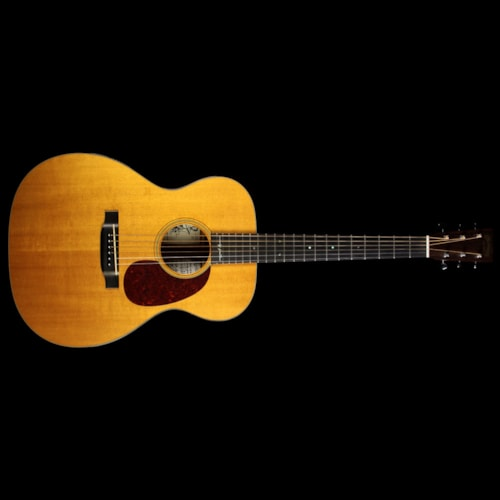 Martin Used Martin 000-18WG Woody Guthrie Acoustic Guitar Natural