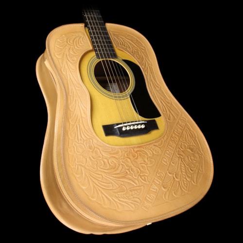 Martin Used 2007 Martin Elvis D-28M Acoustic Guitar Natural