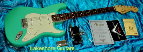 2001 Fender® Stratocaster® Custom Shop NOS 59 Reissue