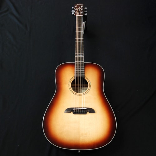 ALVAREZ Alvarez Dreadnought Acoustic Guitar High Gloss #AD60SHB