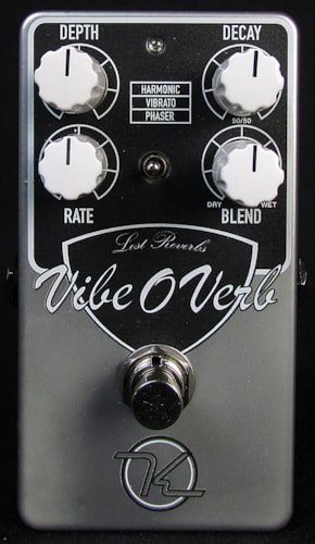 2016 Keeley Electronics Vibe-O-Verb